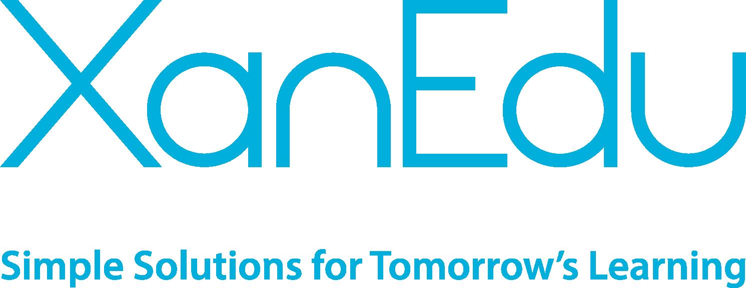 XanEdu_PMS312C_logo_with_tagline